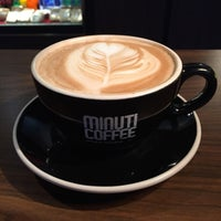 Photo taken at Minuti Coffee by Bryan G. on 6/18/2015