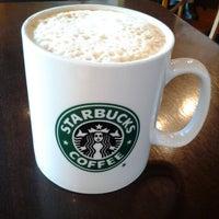 Photo taken at Starbucks by Shin S. on 1/24/2013