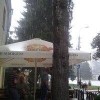 Photo taken at Кав'ярня в соборі by Inna L. on 8/7/2014