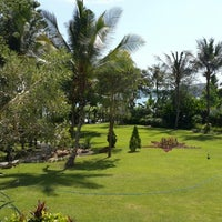 Photo taken at Bintang Flores Hotel by Gisela V. on 7/2/2014