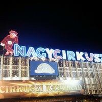 1/12/2013 tarihinde Zoli V.ziyaretçi tarafından Fővárosi Nagycirkusz'de çekilen fotoğraf