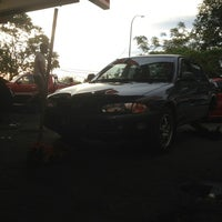 Photo taken at Goodwood Tyre Service by Afiq N. on 8/6/2013