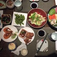 Photo taken at 大連紅葉河豚魚料理 by Amanda Z. on 1/6/2017
