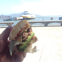 Photo taken at Sausalito Yacht Club by April Anne B. on 6/14/2015