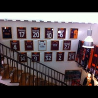 Photo taken at AS Roma Store by Michelangelo G. on 12/8/2012