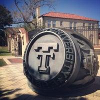 Photo taken at TTU - McKenzie-Merket Alumni Center by Heather on 10/14/2012