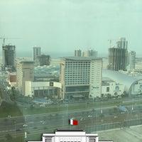 Photo taken at Hotel Ibis Seef Manama by Mr.SALEH on 3/31/2017
