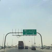 "Photo taken at طريق أمير المؤمنين علي بن أبي طالب ""رضي الله عنه"" by Mr.SALEH on 7/20/2016"