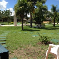 Photo taken at Arapey Oasis Termal by Maria Vitoria P. on 1/14/2014