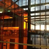 Photo taken at Terminal B by Roberto J. on 6/9/2013