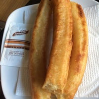 Photo taken at Cafetería Bajamar by Katrien M. on 4/17/2017