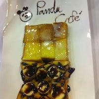 Photo taken at Panda Cafe by Utumporn P. on 8/9/2014