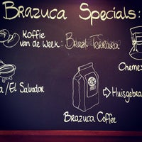 Foto tirada no(a) Brazuca Coffee por Linda A. em 5/14/2013