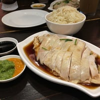 Foto scattata a 五星海南鸡饭 | Five Star Hainanese Chicken Rice da Kan L. il 10/22/2016