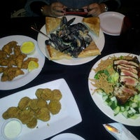 Photo taken at Mosquito Grill & Bar by Ani D. on 1/20/2014