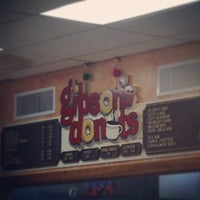 Photo taken at Gibson's Donuts by Ian C. on 4/12/2013