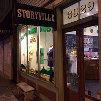 Photo taken at Storyville by Mark B. on 2/24/2014