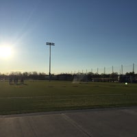 Photo taken at Red Bulls Training Facility by Mark B. on 4/3/2016