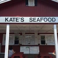 Photo taken at Kates Seafood by Mark B. on 9/3/2015