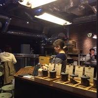 Das Foto wurde bei The Roastery by Nozy Coffee von hi6ka2 am 11/4/2013 aufgenommen