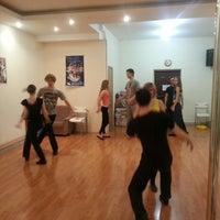 Photo taken at Lariva Dance by Eugene D. on 2/2/2014