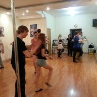 Photo taken at Lariva Dance by Eugene D. on 1/31/2014