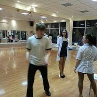 Photo taken at Lariva Dance by Eugene D. on 2/26/2014