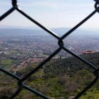 Photo taken at Bergama Kalesi by Ahmet A. on 3/22/2015