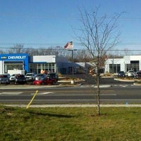 Photo taken at Romeo Chevrolet Buick GMC by Juliana W. on 2/3/2014
