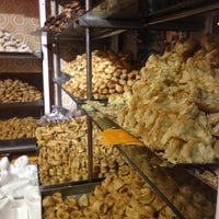 Photo taken at Patisserie Moulay Ismail by Adam A. on 10/18/2014