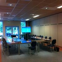 Photo taken at Hotel Congrescentrum de Zeeuwse Stromen by Arjan B. on 10/10/2012