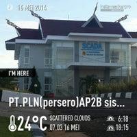 Photo taken at AP2B Sistem Kalselteng by Agung R. on 5/15/2014