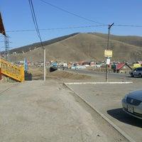 Photo taken at Жигжид by Enkhuush E. on 4/6/2014
