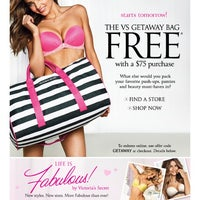 Photo taken at Victoria's Secret by Tiffany M. on 2/26/2013