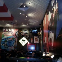 Photo taken at T.G.I. Friday's by Christopher C. on 12/5/2012