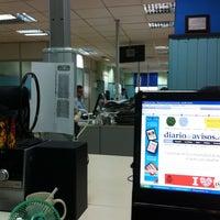 Photo taken at Diario de Avisos by Oscar H. on 11/5/2012
