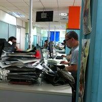 Photo taken at Diario de Avisos by Oscar H. on 10/2/2012