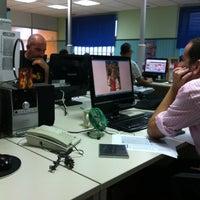 Photo taken at Diario de Avisos by Oscar H. on 10/24/2012