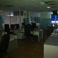 Photo taken at Diario de Avisos by Oscar H. on 10/11/2012