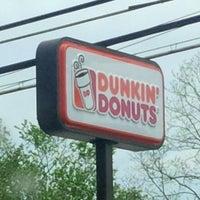 Photo taken at Dunkin' Donuts by Ellen J. on 5/13/2014