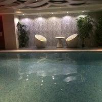 Снимок сделан в Queen Hotel & Spa пользователем Vural V. 3/5/2016
