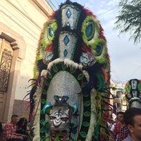 Photo taken at Tlahualilandia (Sahuayork) by Jean O. on 8/26/2014