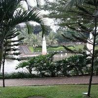 Photo taken at Taman Ayodya by Rendra M. on 4/6/2013