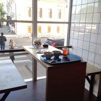 """Photo taken at Центральная пельменная """"Подбелка"""" by AlinA R. on 5/14/2014"""