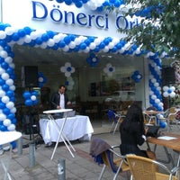 Photo taken at Dönerci Orhan by Pınar T. on 11/14/2014