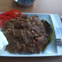 Photo taken at Dönerci Orhan by Pınar T. on 11/5/2014