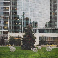 Photo taken at Microsoft City Center Plaza by Oleg Z. on 12/6/2012