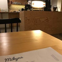 Foto scattata a Mikyna Coffee & Food Point da Gregor S. il 2/2/2018