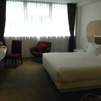 Photo taken at Hotel Icon Bangkok by Alena M. on 9/18/2014
