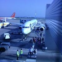 Photo taken at Liverpool John Lennon Airport (LPL) by Daniel R. on 7/11/2013